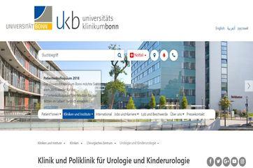 Urologische Uniklinik Bonn